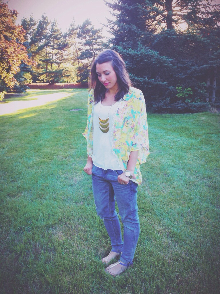 Florals & Kimonos