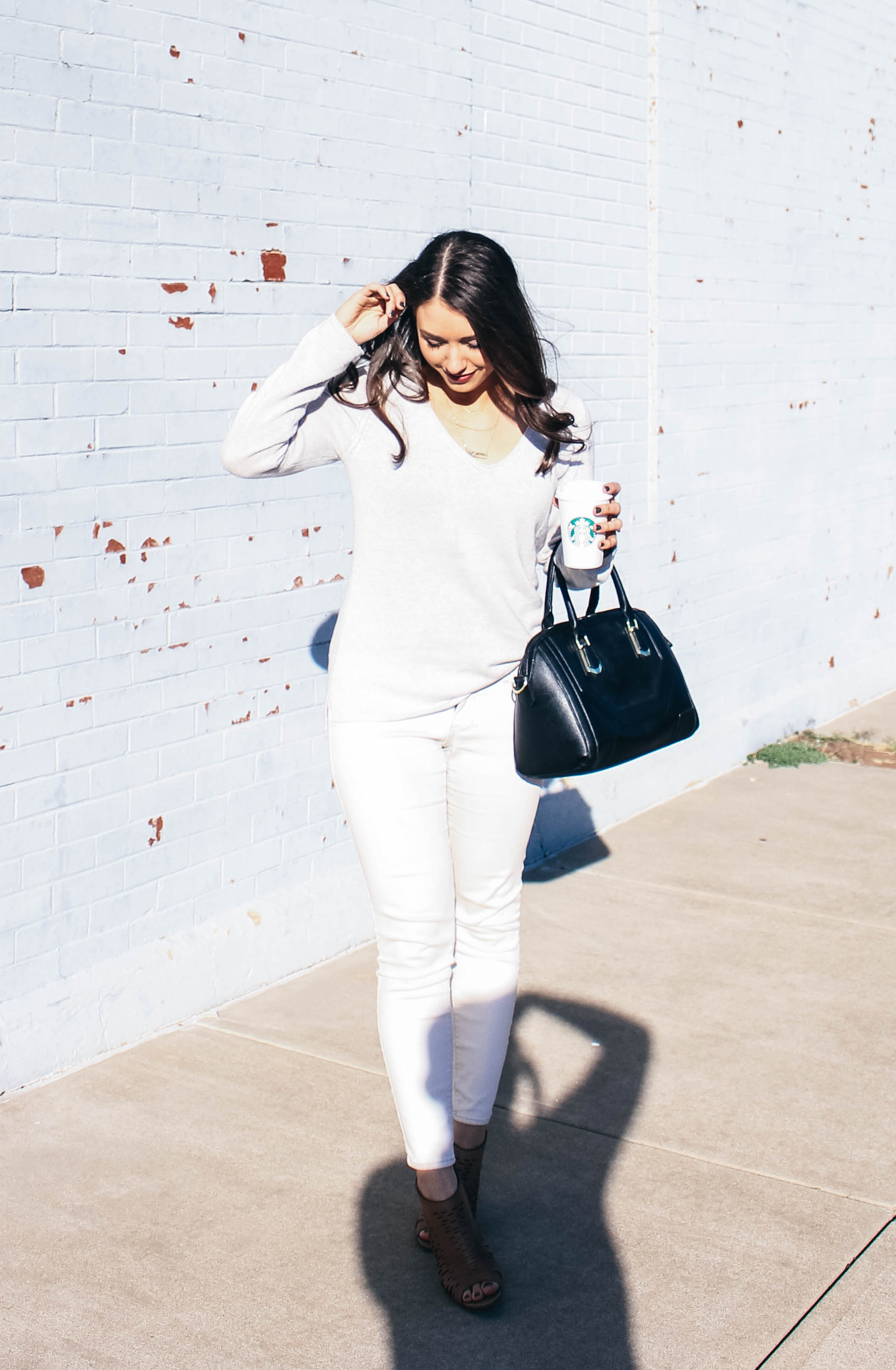 fall neutrals fashion style blogger