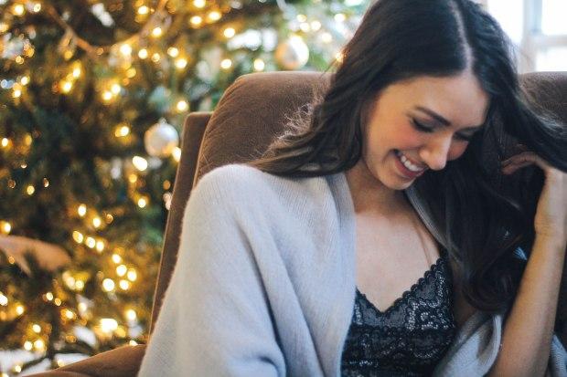 How to Choose Joy this Holiday Season // Happily Lindsey blog